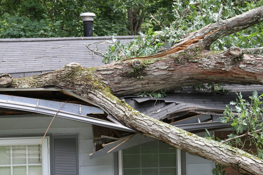 Emergency Roof Repair Roofing Company Cleveland Ohio